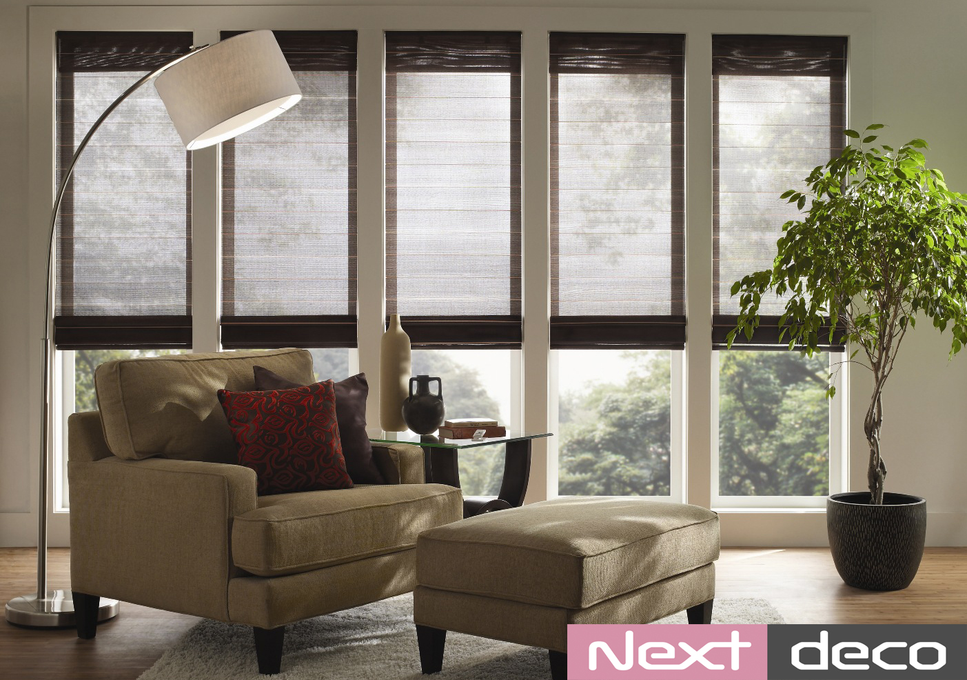 lutron-cortina-decoracion-nextdeco-WovenWood-CherasWalnut copia